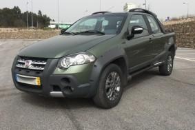 Fiat Strada Adventure - Ano: 2013